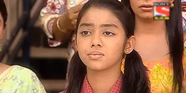 Jheel Mehta (Sonalika Aatmaram Bhide -Sonu)