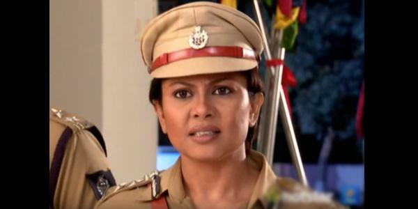 Officer Agrima Singh