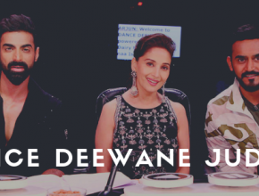 Dance Deewane Judges