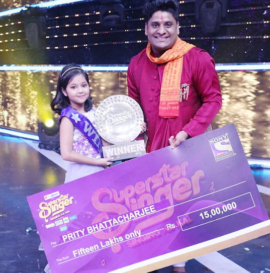 super star singer winner priti