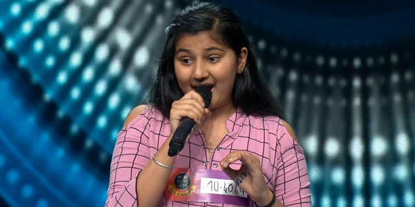 sa re ga ma pa 2020 contestant ananya sharma