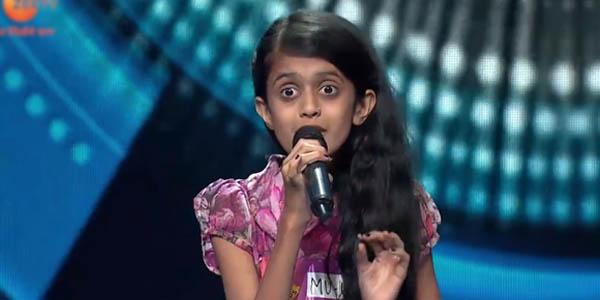 sa re ga ma pa 2020 contestant Saee Vinit Joshi