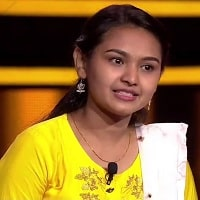 Komal Tukdia - Kaun Banega Crorepati 2020
