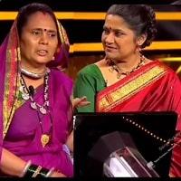 Phulbasan Bai and Renuka Shahane - Kaun Banega Crorepati 2020