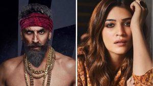 Akshay Kumar and kriti film Bachchan Pandey