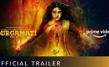 Durgamati The Myth – Official Trailer Out