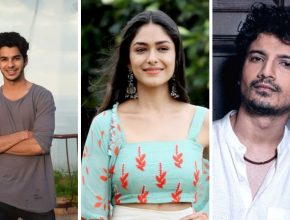 upcoming film 'Pippa' star cast is finallized, Ishaan Khattar, Priyanshu Painyuli, Mrunal Thakur and Soni Razdan