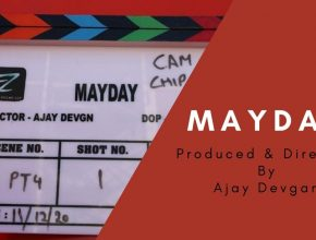 Ajay Devgan started shooting film mayday 2020