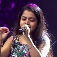 Indian Idol Top 15 Contestants Anushka Banerjee