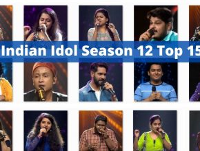 Indian Idol Season 12 top 15 contestants