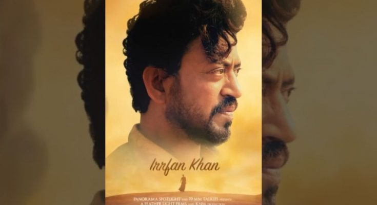 Irrfan Khan's last film The Song of Scorpions