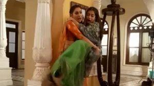 Rishina Kandhari carries Pooja Singh