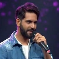 Indian Idol Top 15 Contestants Sahil Solanki