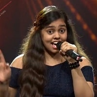 Indian Idol Top 15 Contestants Shanmukha Priya