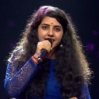 Indian Idol Top 15 Contestants Sireesha Bhagavatula