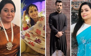 Dangal TV actors
