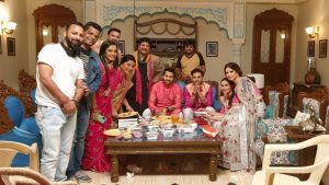 Aye Mere Humsafar celebrates a reunion