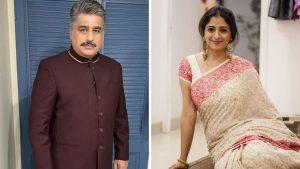 Ayub Khan and Reena Kapoor