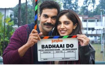 badhaai do rajkummar rao and bhumi pednekar