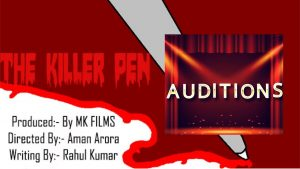 web series audition