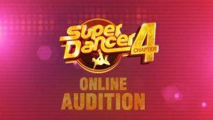 super dancer 4 audition 2021