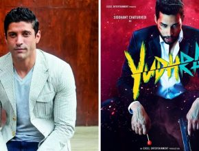 Farhan Akhtar announced the next film Yudhra.