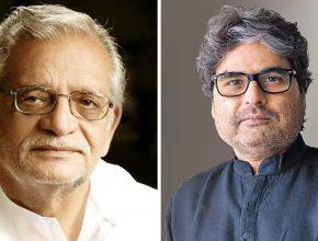 Gulzar and Vishal Bhardwaj
