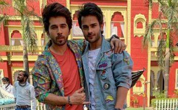 Karan Khandelwal with Jeevansh Chadha