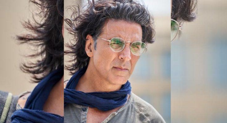Actor Akshay Kumar film Ram Setu first look out