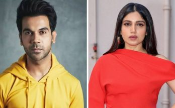 Rajkummar Rao and Bhumi Pednekar Badhaai Do