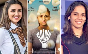 "Saina Nehwal's biopic ""Saina"""