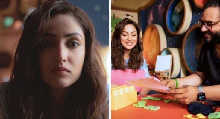 Yami Gautam upcoming thriller film A Thursday first look out