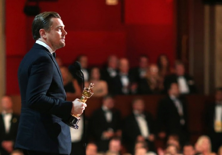 2016: Leonardo DiCaprio Finally Wins An Oscar