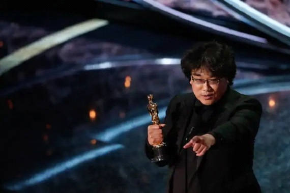 2020: 'Parasite' makes Oscars history
