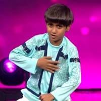 Super Dancer Chapter 4 Contestants Prithviraj Kongari