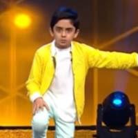 Super Dancer Chapter 4 Contestants Sanchit Chanana