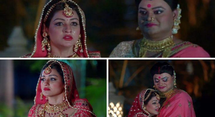 prem bandhan harsh accuses janki