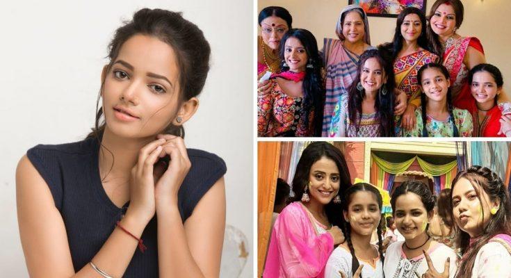 Aarushi Sharma Ranju Ki Betiyaan Cast