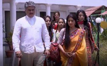 Guddu Ji leaves Lalita Niwas