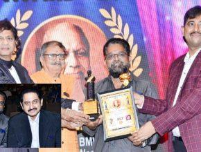 Chandrashekhar Pulsalkar,Dr. Krishna Chouhan, Dilip Patel and others