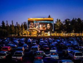 Drive in Theater first film Khaali Peeli