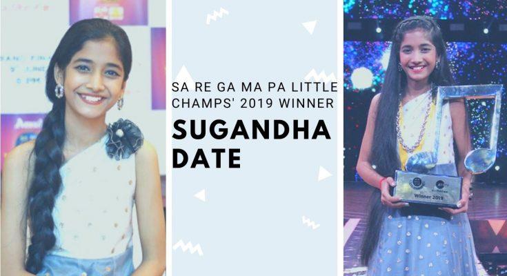 Sugandha Date