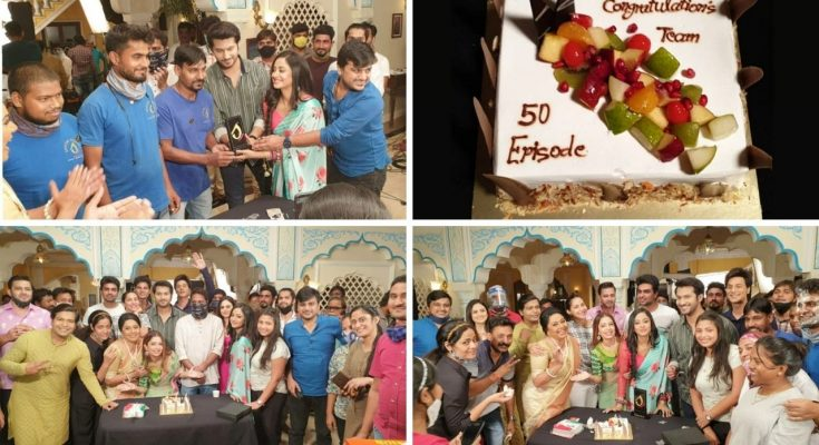 Dangal's 'Aye Mere Humsafar' completes its 50th episode