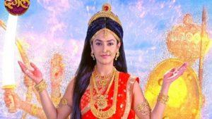 Devi Adi Parashakti Parvati Devi