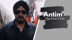 Salman Khan's new film 'Antim The Final Truth