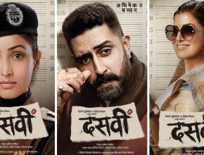 Dasvi First Look Out! Abhishek Bachchan, Yami Gautam and Nimrat Kaur