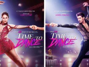 Suraj Pancholi and Isabelle Kaif Time to Dance