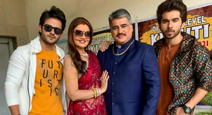 Jeevansh Chadha, Deepshika Nagpaal, Ayub Khan and Karan Khandelwal