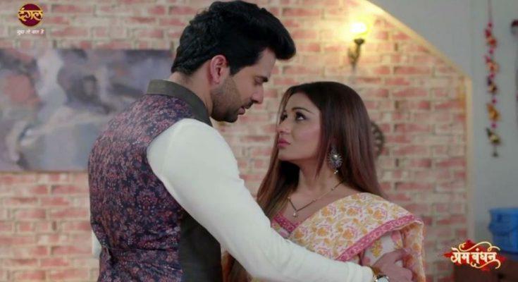 Prem-Bandhan-Janki-stays-for-Harsh-wedding