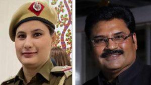 Web Series Police Officer Seema Dhaka